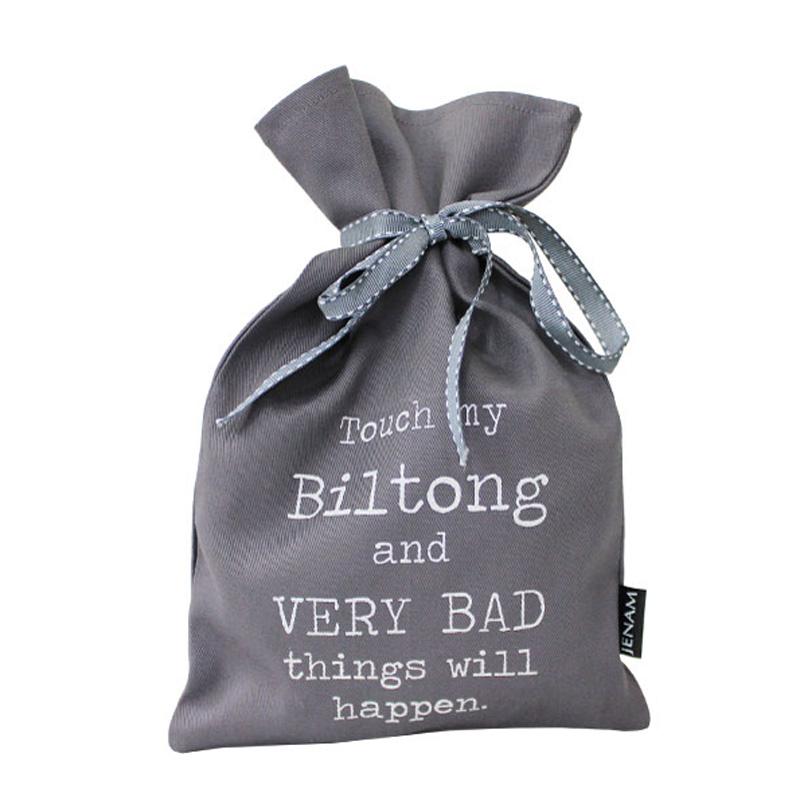 Mens Biltong Bag