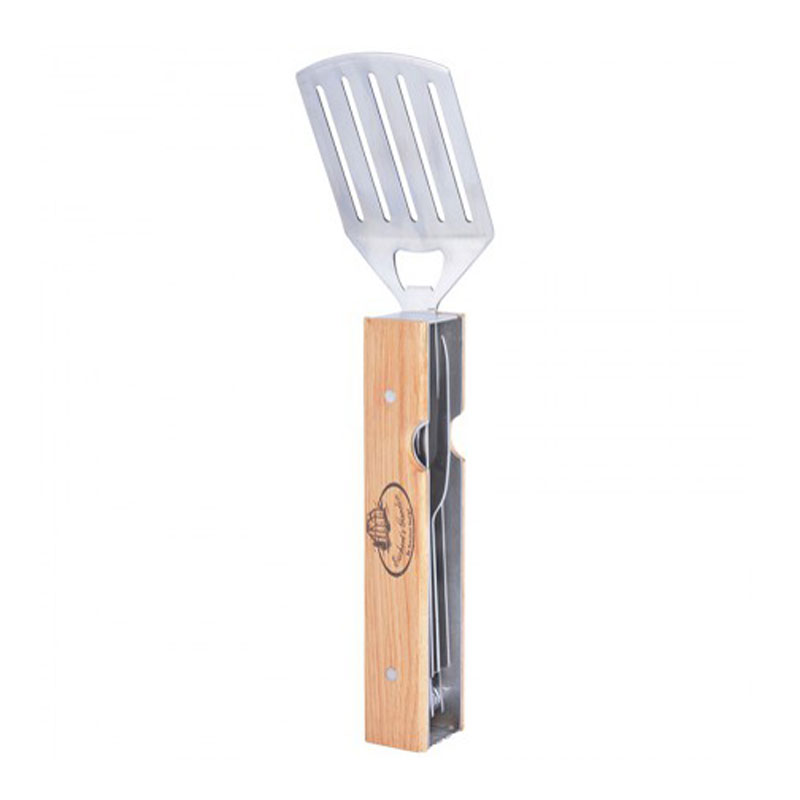 Foldable Braai Tool