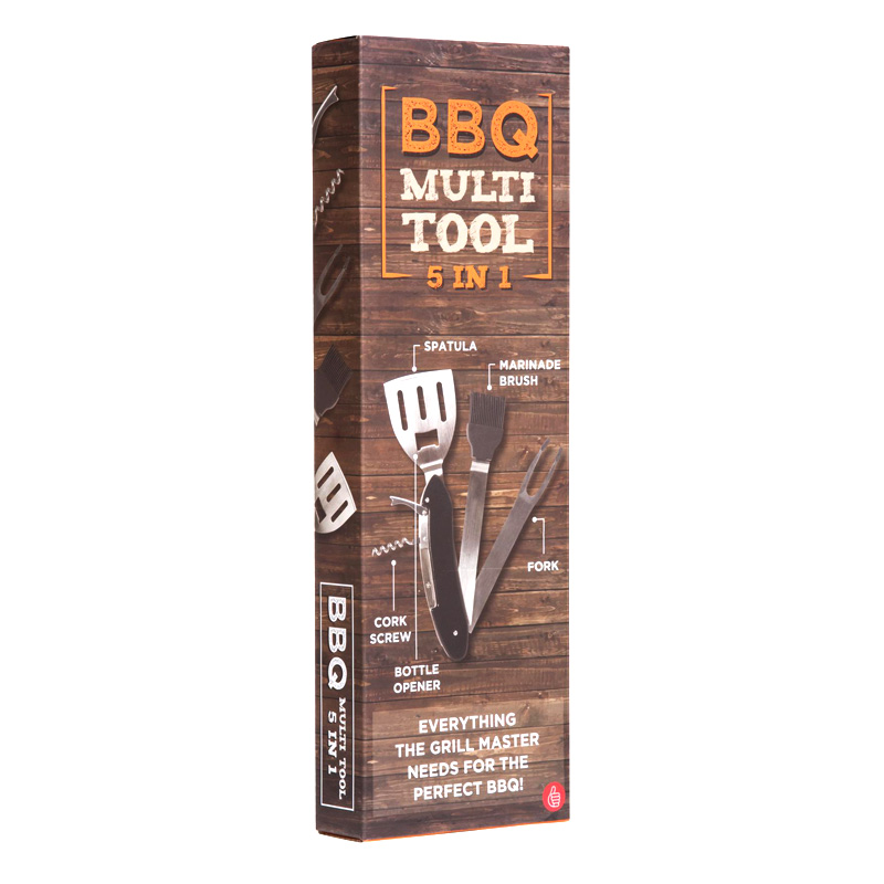 5-in-1 BBQ Toolkit