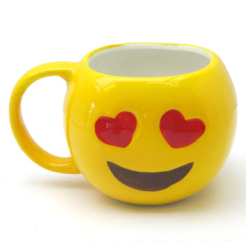 Emoji Mug - Hearts