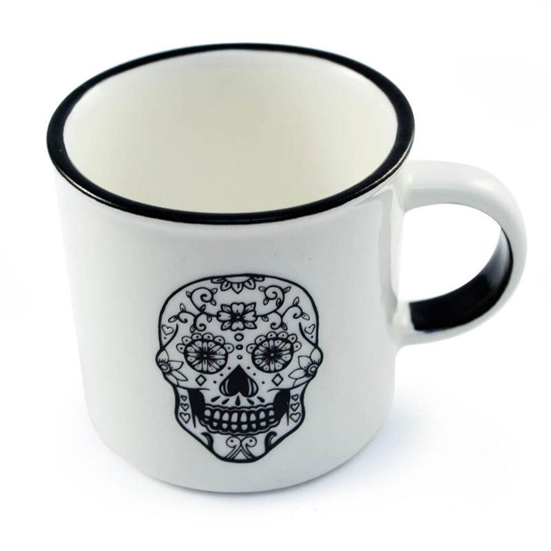 Espresso Cup - Sugar Skull