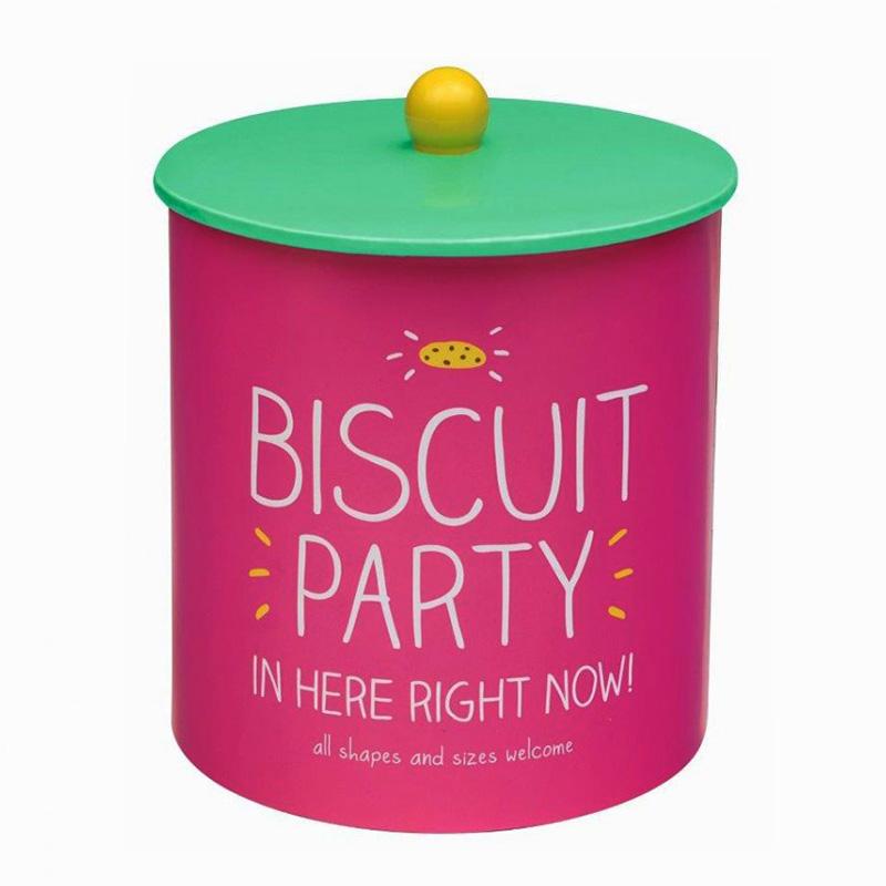 Biscuit Party Biscuit Barrel